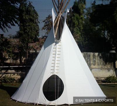 Tipi Tent & Tipi Tents - Tipi Camping Tents and Tipi Tent Camping Tipi Tents ...